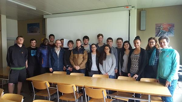 Formation de moniteurs J+S organisé à Genève