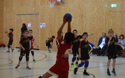 Tournoi  junior – une journée à Sion