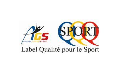 Le TBCG reçoit le label qualité AGS