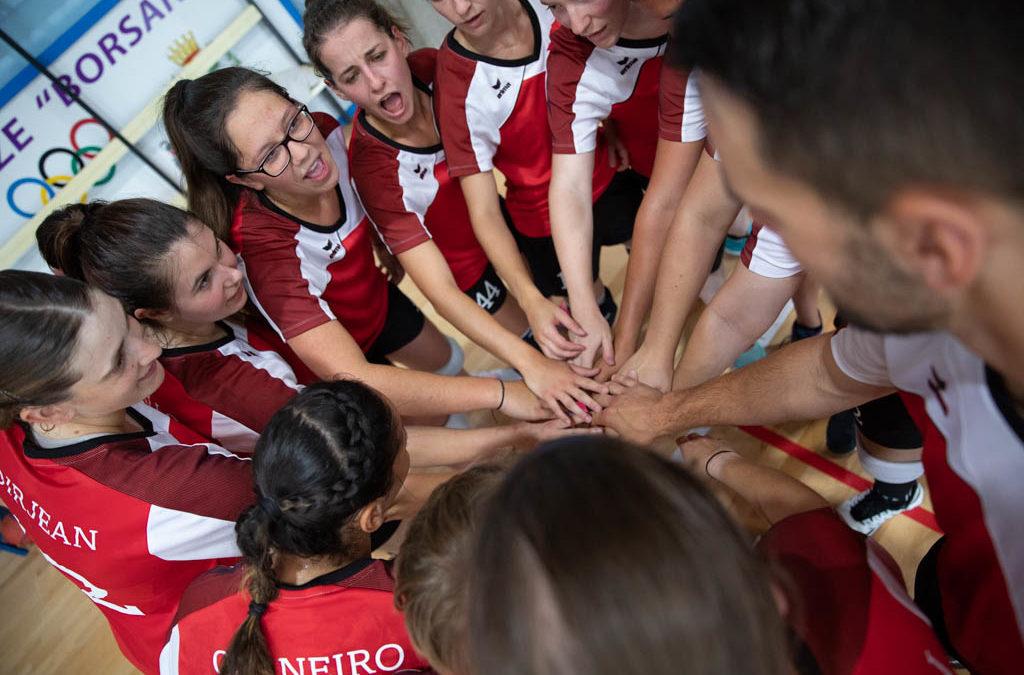 ETC18: excellente 1ère journée pour la Suisse