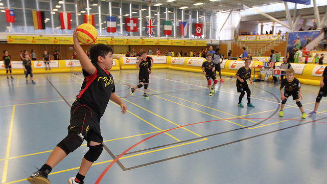 Tchoukball Geneva Indoors – place aux juniors