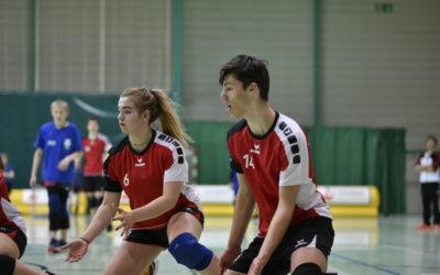 1ère Coupe junior de tchoukball du Grand Genève – M15&M18