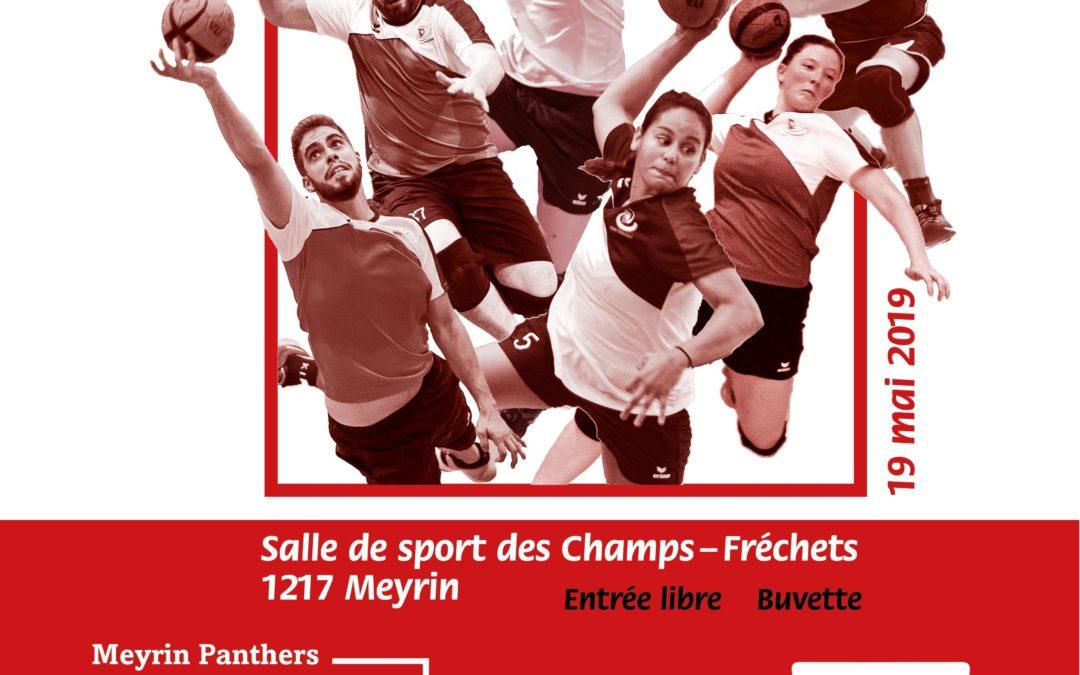 Journée des finales de la Coupe Suisse de tchoukball 2019