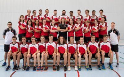 Importante délégation genevoise au championnat du monde de tchoukball 2019