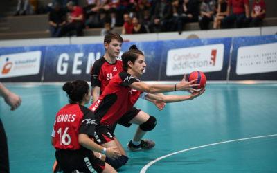 Geneva Indoors – les Red Mambas de Genève remportent le tournoi M15, les Black Mambas terminent à la 3e place