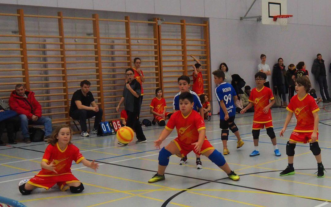Le championnat genevois junior continue – 3e journée