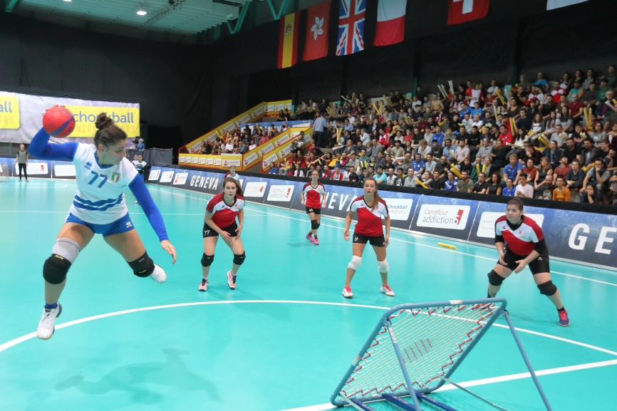 Final: Switzerland - Italy