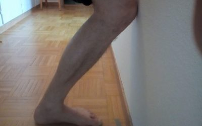 La mobilité de la cheville