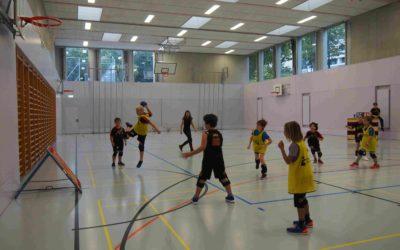 Place à la rencontre, le jeu et le plaisir – la 1ère journée du championnat junior 20/21