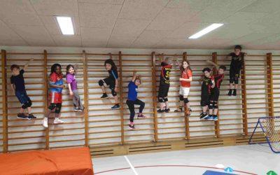 Information sur la reprise d'une partie des entraînements de tchoukball à Genève