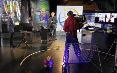 1er Forum mondial du tchoukball, une manière formidable de se réunir autrement!