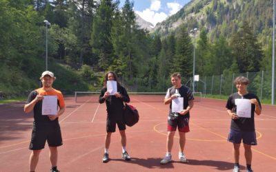"""4 nouveaux moniteurs JS  """"Sport des enfants"""" à Genève"""