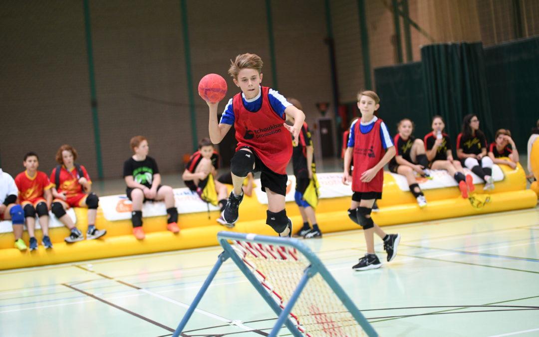 80 entraînements de tchoukball à Genève à votre disposition